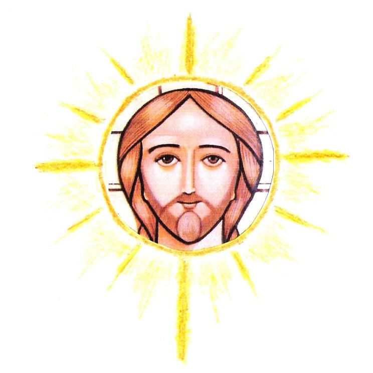 See Jesus' Smile in the Sunshine