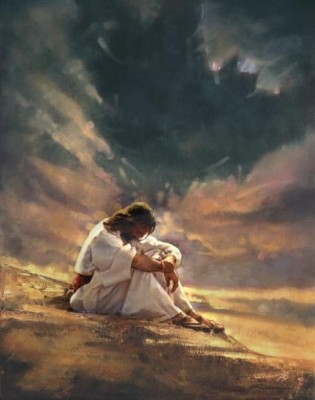 Jesus-fasting