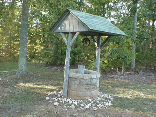 Old Well - Living Water