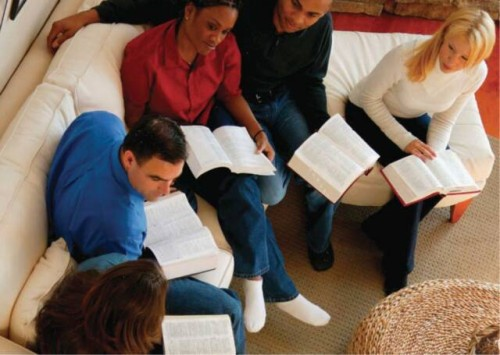 Group Lectio Divina