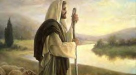 """""""The Lord is my Shepherd I shall not want"""" -- it's the story of the whole Bible!"""