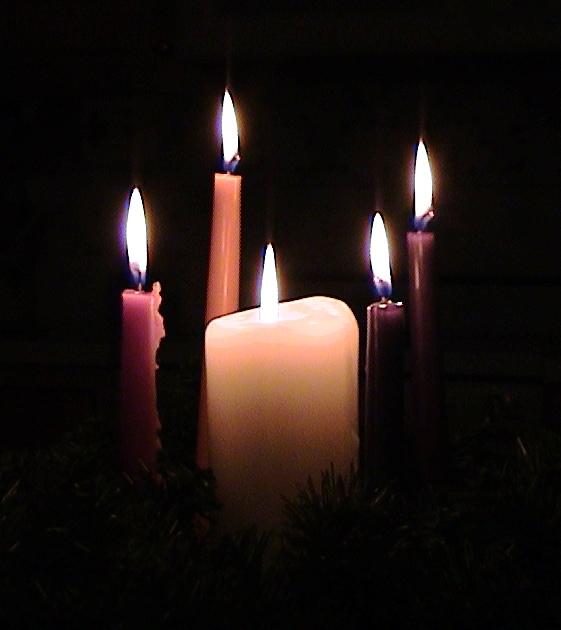 Advent breath prayers soul shepherding