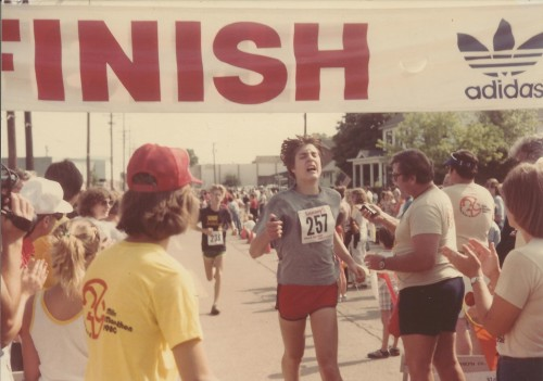 Bill-Gaultiere-age-18-marathon-finish