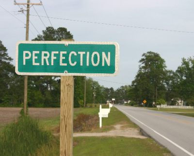 perfectionism-sign