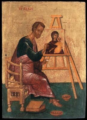 Luke-paints-Gospel-icons-pictures-of-God