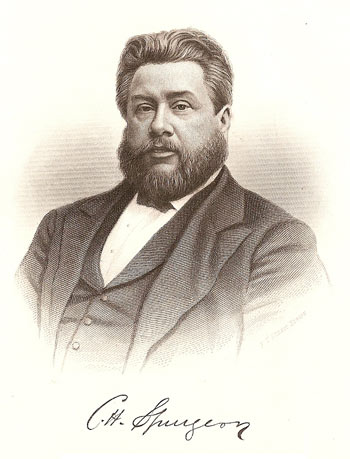 charles spurgeon Discover charles spurgeon famous and rare quotes share charles spurgeon quotations about christ, jesus and prayer in prosperity god is heard, and that is.